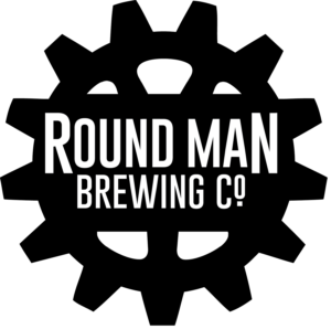 Round Man Brewing Co. Text Gear